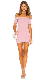 Мини-платье с открытыми плечами playa - Privacy Please