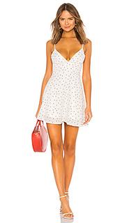 Облегающий верх и широкая юбка мини sienna - by the way.