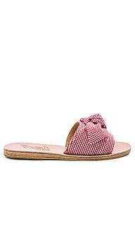 Шлепанцы taygete - Ancient Greek Sandals
