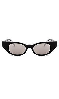 Солнцезащитные очки x adam selman the breaker - Le Specs