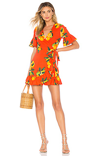Мини-платье с короткими рукавами may - Privacy Please