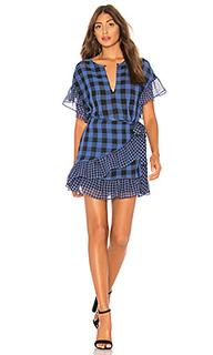 Мини-платье с короткими рукавами jenny - Tularosa