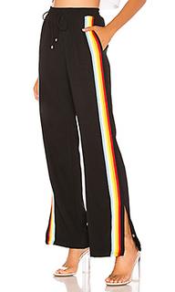 Широкие брюки leslie - by the way.