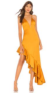 Асимметричное платье that love - NBD