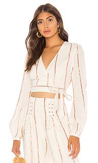 Блузка с длинным рукавом delia - Tularosa