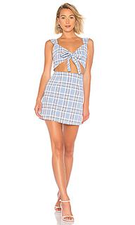 Облегающее мини-платье jules - by the way.