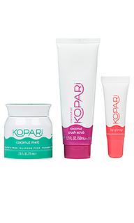 Праздничный набор coco-a-go-go kit - Kopari