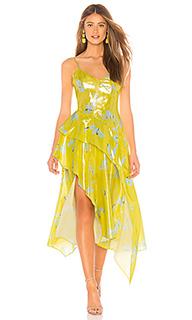 Платье analia - Tanya Taylor