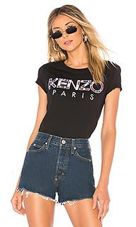 Футболка classic fitted - Kenzo