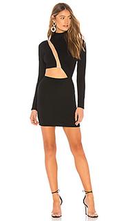 Платье с длинным рукавом malena - h:ours