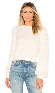 Пуловер с длинным рукавом stella - MAJORELLE