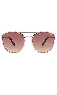 Солнцезащитные очки cherry bomb - Quay