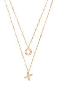 Набор ожерелий xo - Melanie Auld