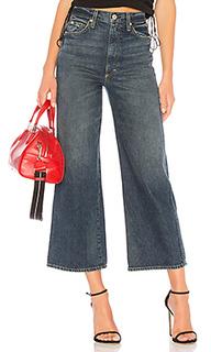 Широкие джинсы ava - AMO