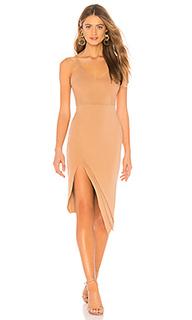 Миди платье с асимметричным подолом kilee - About Us