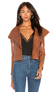 Кожаная куртка talia - LAMARQUE