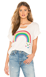 Футболка rainbow stars - Wildfox Couture