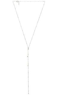 Ожерелье delicate lariat - Melanie Auld