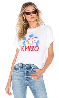 Футболка boxy - Kenzo