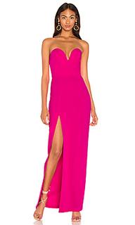 Вечернее платье cherri - Amanda Uprichard