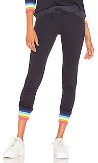 Спортивные брюки rainbow - SUNDRY
