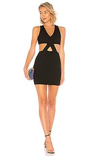 Облегающее мини-платье isabel - by the way.