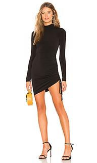 Мини-платье с длинным рукавом - Privacy Please