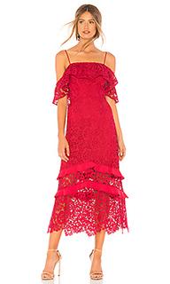 Платье poppy - RACHEL ZOE