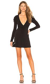 Мини-платье с длинным рукавом noah - Privacy Please