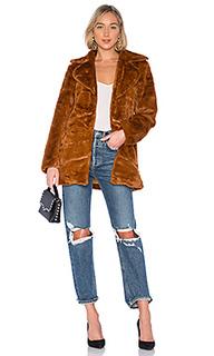 Пальто pumpkin spice - MINKPINK
