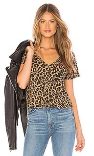 Футболка leopard - LNA