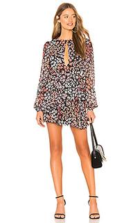 Платье с длинным рукавом carter - Lovers + Friends