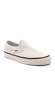 Обувь classic slip on 98 dx - Vans