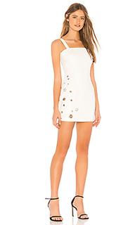 Мини-платье из искусственной кожи antoni - h:ours