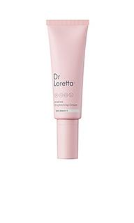 Увлажняющий крем intense brightening - Dr. Loretta