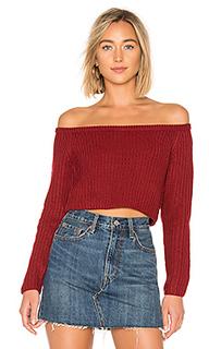 Укороченный свитер bryant - by the way.