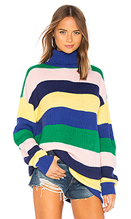 Marianne stripe sweater - Lovers + Friends