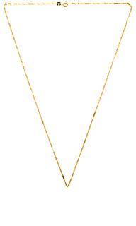 Ожерелье twisted singapore chain - Sachi
