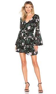 Платье с длинным рукавом lila - Lovers + Friends