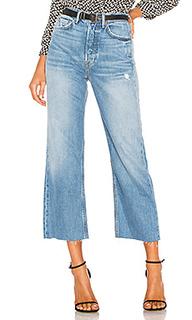 Укороченные джинсы bobbi - GRLFRND