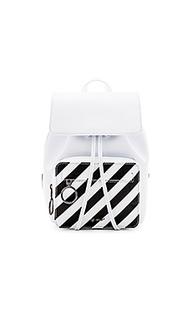 Рюкзак diagonal - OFF-WHITE