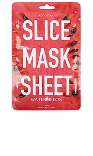 Тканевая маска slice mask sheet watermelon - KOCOSTAR