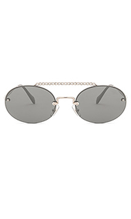 Солнцезащитные очки evolution - Miu Miu