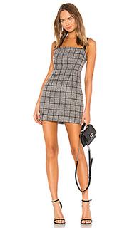 Облегающее мини-платье bynes - NBD