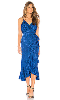 Платье миди albany - MAJORELLE