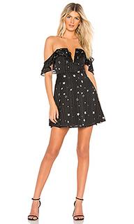 Мини-платье с открытыми плечами lanie - About Us