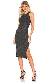 Платье миди lizzie - by the way.