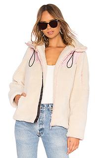 Флисовая куртка sherpa - LPA