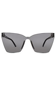 Солнцезащитные очки goldie - DIFF EYEWEAR