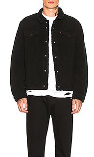 Куртка sherpa face - LEVIS Premium